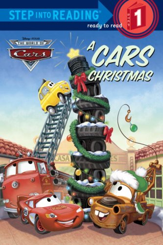 A Cars Christmas (Disney/Pixar Cars) (Step Into Reading. Step 1)