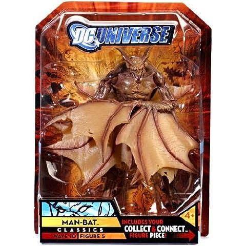 Mattel DC Universe Classics Man-Bat, Wave 10 Action Figure. [Toy]