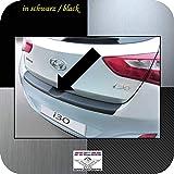Richard Grant Mouldings Ltd. Original RGM Ladekantenschutz schwarz für Hyundai i30 II (GD) Schrägheck 5-Türer Baujahre 12.2011-03.2017 RBP551