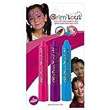 Grimtout - 3 Sticks De Maquillage Princesse
