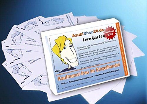 Lernkarten IHK-Abschlussprüfung Kaufmann/-frau im Einzelhandel