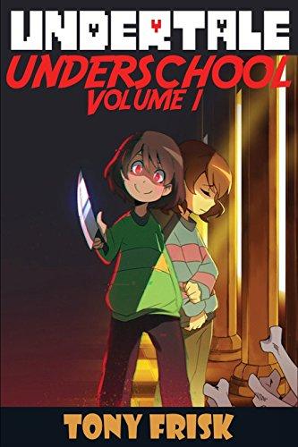 PDF Undertale: Underschool: Book 1: (An Unofficial Undertale Book