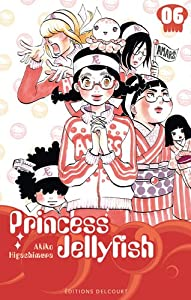 Princess Jellyfish Edition simple Tome 6