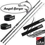 DAM Camaro Match Matchrute Posenrute mit Angel Berger Rutenband (3,60m / 1-15g)
