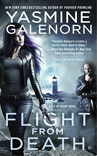 Flight from Death (Fly by Night, Band 1) (Spirit American Blue Light)