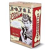 NATIVES Royal Câlin Boîte à Croquettes pour Chien