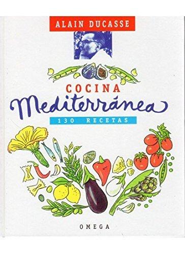 Portada del libro COCINA MEDITERRANEA (VARIOS-COCINA Y HOGAR)