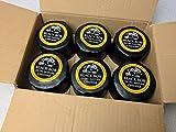 6 x Black Bob Extra Mature Cheddar Wax Truckle 200g Pack & Send