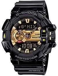 Casio G-Shock Analog-Digital Black Dial Men's Watch - GBA-400-1A9DR (G557)