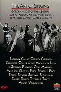 The Art Of Singing [DVD] [2000]