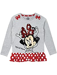 Disney Minnie Mouse - Camiseta para niñas - Minnie Mouse