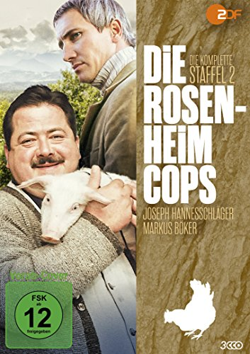 Die Rosenheim-Cops - Die komplette zweite Staffel [3 DVDs] hier kaufen