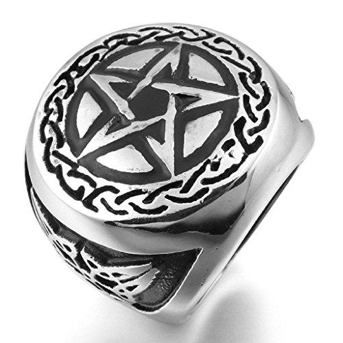 epinkimens-stainless-steel-rings-silver-black-pentacle-pentagram-round-signet-vintage-size-v-1-2