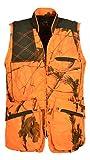 Jagdweste Club Interchasse Clark Gr. XL, Orange