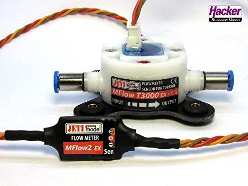 Hacker Jeti Duplex 2.4EX MFlow2 Turbine 3000 - Luftfilter Turbo