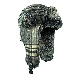 G-C-H GHH Thick warm, Lei Feng Cap, winter hat, A