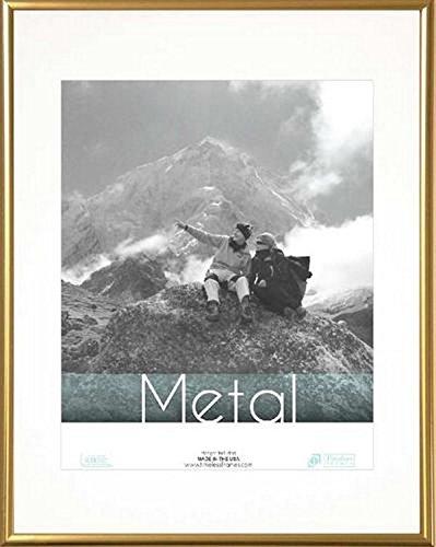 Zeitloses Frames Metall Wand Bilderrahmen, Gold, 11