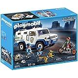 Playmobil Policía - Vehículo Blindado (9371)