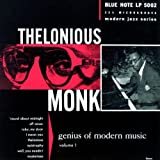 Genius of Modern Music, Vol.1 by Thelonious Monk (2001-08-13)