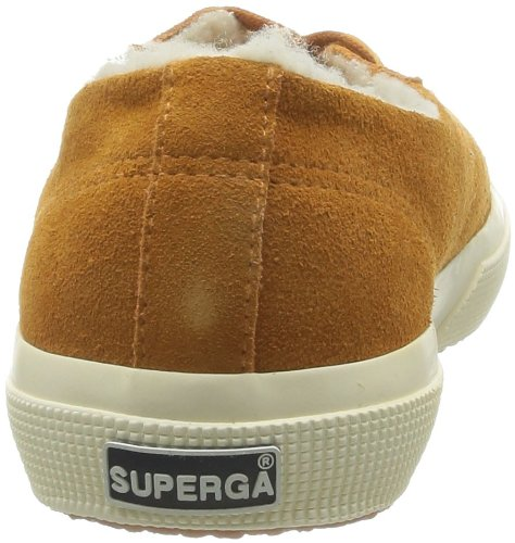 Superga - 2750 Suebinu, Scarpa Tecnica unisex Marrone (Marron (Ocra))