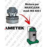 MX 400I Motor ametek de aspiración para aspiradora y te Maxiclean
