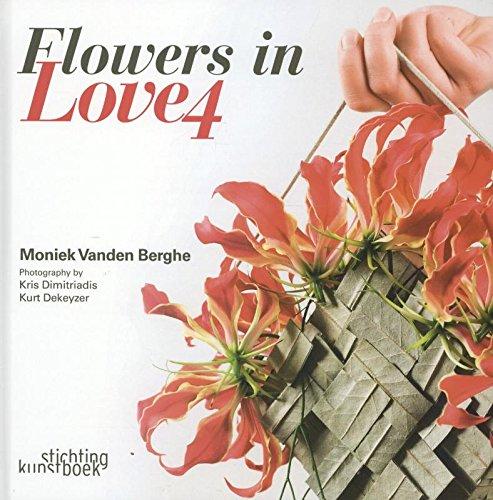 Flowers in Love 4 par Moniek Vanden Berghe