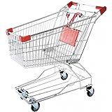 Bohriali Supermarket Trolley, 60 Litre