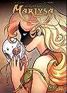 Marlysa, tome 17 : Le Crépuscule du masque par Gaudin