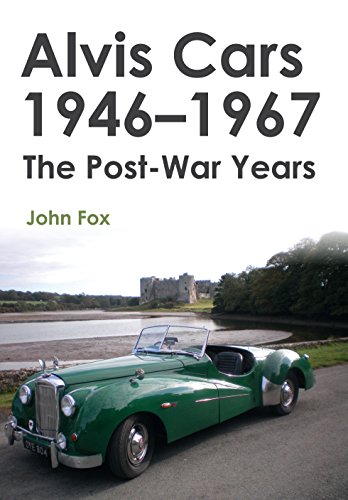 alvis-cars-1946-1967-the-post-war-years-english-edition