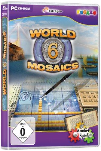 World Mosaics 6: Die geheimnisvolle Sanduhr -