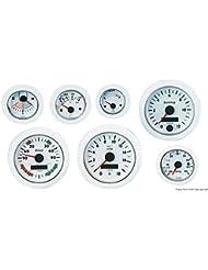 Indicatore liv. carburante Vdo English: Fuel level indicator Vdo