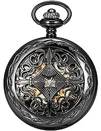AMPM24 WPK167 - Reloj de bolsillo  color negro