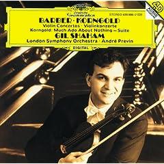 Korngold: Violin Concerto in D major, Op.35 - 1. Moderato nobile