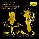 Prokofiev: Cinderella for 2 pianos / Ravel: Ma M�re l'Oye
