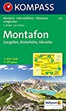 Alpenpark Montafon: 1:25.000. Gargellen, Bielerhöhe, Silvretta. Wandern / Rad / Skitouren / Langlauf. GPS-genau -