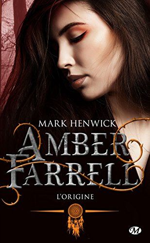 L'origine: Amber Farrell, Tome : 0 51KcHXpHRSL