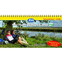 Kompakt-Spiralo BVA Radwanderweg Weites Land Radwanderkarte 1:50.000