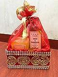 Khadi Mauri Herbal Diwali Gift Set - Amla Bhringraj Shampoo...