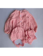 Hand Made Sweater Set - New Born