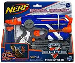 Idea Regalo - Nerf Elite - Firestrike Accustrike, 53378EU4