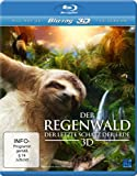Der Regenwald 3D - Der letzte Schatz der Erde (inkl. 2D Version) [3D Blu-ray]