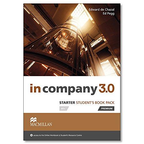 In company 3.0. Starter. Student's book. Con e-book. Con espansione online. Per le Scuole superiori.