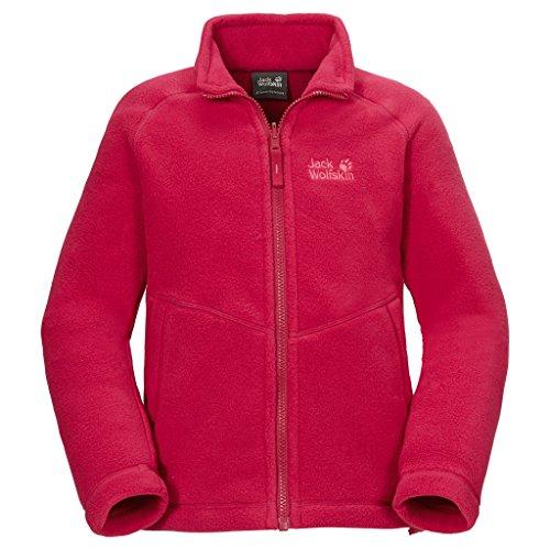 Jack Wolfskin Kids Hudson Bay Jacket Girls pink - 104