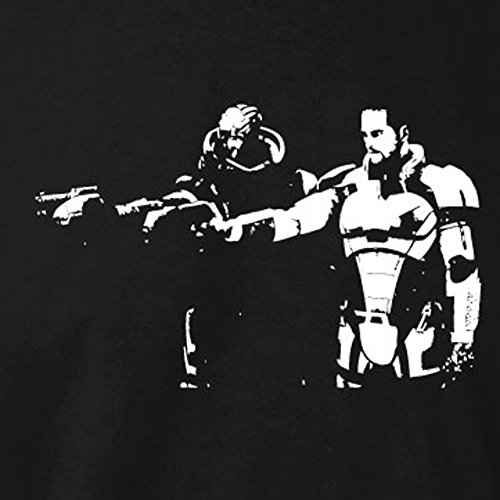 TEXLAB - Mass Fiction - Herren T-Shirt Grün