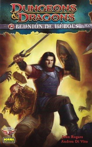 Portada del libro DUNGEONS&DUNGEONS 2 - REUNION DE HEROES (ALQUIMIA)