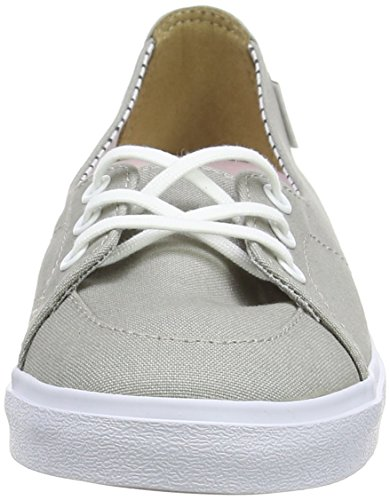 Vans Palisades Sf, Baskets Basses Femme Gris (Just Stripes/Drizzle)