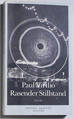 Rasender Stillstand: Essay