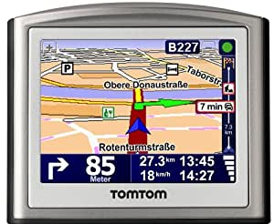 TomTom ONE v3 Europe Satellite Navigation System (Without Bluetooth)