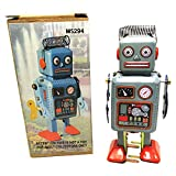 HwaStudio MS294 Robot Juguete de la Lata de la Vendimia de Repro guardería