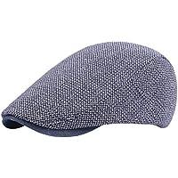 90e0968887f86 Gespout Sombreros Gorras Boinas Para Paño Hombres Mujer Cómodo Vaquero Protección  Solar Viaje Sombrero de Playa
